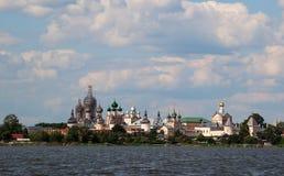 Kremlin. Rostov Veliky. La Russie. Image libre de droits