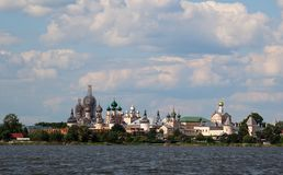 Kremlin. Rostov Veliky. Russia. Royalty Free Stock Image