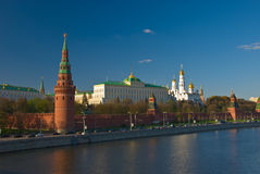 Kremlin in Russia Stock Image