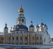 kremlin russia vologda Royaltyfri Fotografi