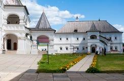 kremlin ryazan Royaltyfri Fotografi