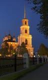 kremlin ryazan Стоковое Изображение