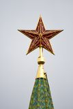 Kremlin's star Royalty Free Stock Images