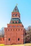 Kremlin's Tower Royalty Free Stock Photos