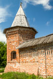The Kremlin in Smolensk Royalty Free Stock Image