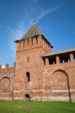 Kremlin in Smolensk, Russia Stock Photos