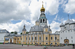 Kremlin Square Stock Images