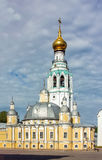 Kremlin Square in Vologda,Russia Royalty Free Stock Image