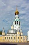 Kremlin Square in Vologda,Russia Royalty Free Stock Image
