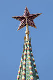 Kremlin star Stock Photos