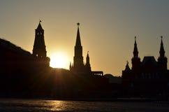 Kremlin Royalty Free Stock Image