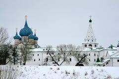 kremlin suzdal Zdjęcia Stock