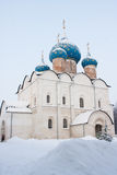 Kremlin, Suzdal. Boucle d'or, Russie Photos stock
