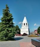 The Kremlin in Syzran. Gate Church of Syzran Kremlin Stock Image