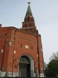 Kremlin tower Royalty Free Stock Image