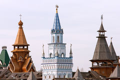 Kremlin Towers Stock Images