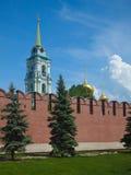 kremlin tula arkivbild