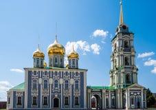 kremlin tula royaltyfri fotografi