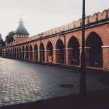 kremlin Tula Fotografia Royalty Free