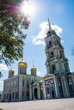 Kremlin in Tula Royalty Free Stock Images