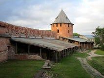 kremlin Velikiy Novgorod La Russia immagine stock libera da diritti