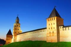 Kremlin. Veliky Novgorod. Russia. Stock Images