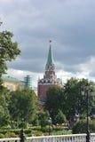 Kremlin w Moskwa od Fotografia Royalty Free