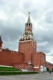 Kremlin w Moskwa od klock Fotografia Stock