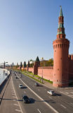 The Kremlin wall Royalty Free Stock Photography
