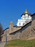 Kremlin wall Royalty Free Stock Image