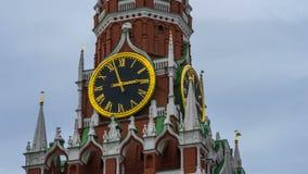 Kremlin zegaru ` kurantów `, upływ zbiory wideo