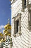 Kremlowska katedra Annunciation Moskwa fotografia royalty free