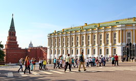 Kremlowska zbrojownia Obraz Stock