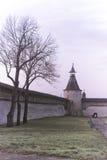 Kremlowski Pskov wierza Zdjęcie Stock