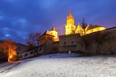 Kremnica Foto de Stock Royalty Free