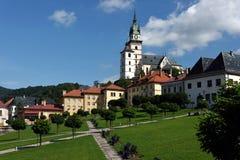 Kremnica 免版税库存照片