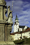 Kremnica. In the center of Slovakia Stock Images