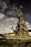 Kremnica. In the center of Slovakia Royalty Free Stock Photos
