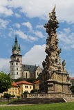 Kremnica , Slovakia royalty free stock images