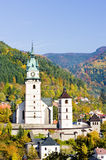 Kremnice, Slovakia Royalty Free Stock Image