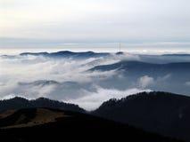 kremnicke vrchy slovakia Royaltyfri Bild