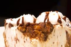 kremowy ciasta Zdjęcie Stock