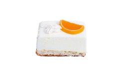 kremowy ciasto Obraz Royalty Free