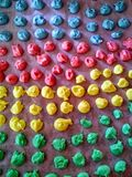 Kremowy cukierek Obraz Royalty Free