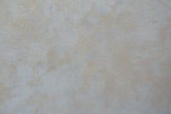 Kremowy kolor płytki tło Obrazy Stock