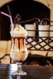 Kremowy latte Zdjęcia Stock