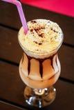 Kremowy latte Obraz Stock