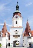 krems城镇 免版税库存图片