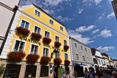 Krems ένα der Donau Αυστρία στοκ φωτογραφίες