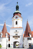 krems πόλη Στοκ εικόνες με δικαίωμα ελεύθερης χρήσης